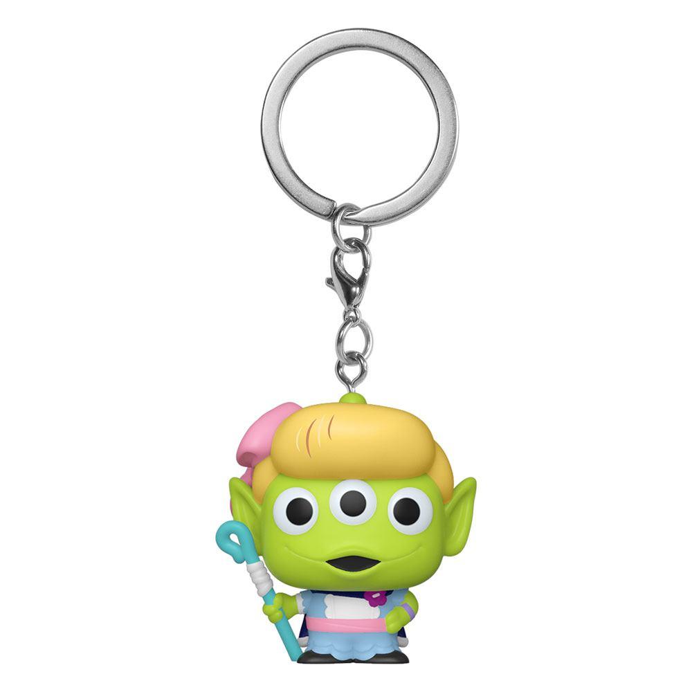 Toy Story Pocket POP! Vinyl Keychain Alien as Bo Peep 4 cm