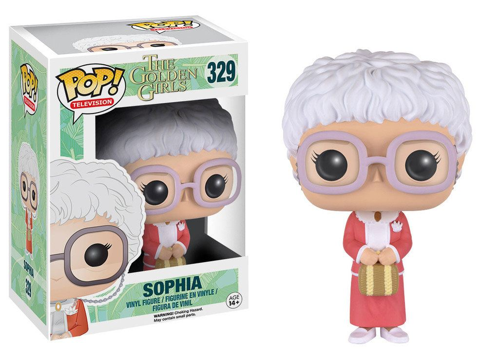 Golden Girls POP! Television Vinyl Figure Sophia 9 cm