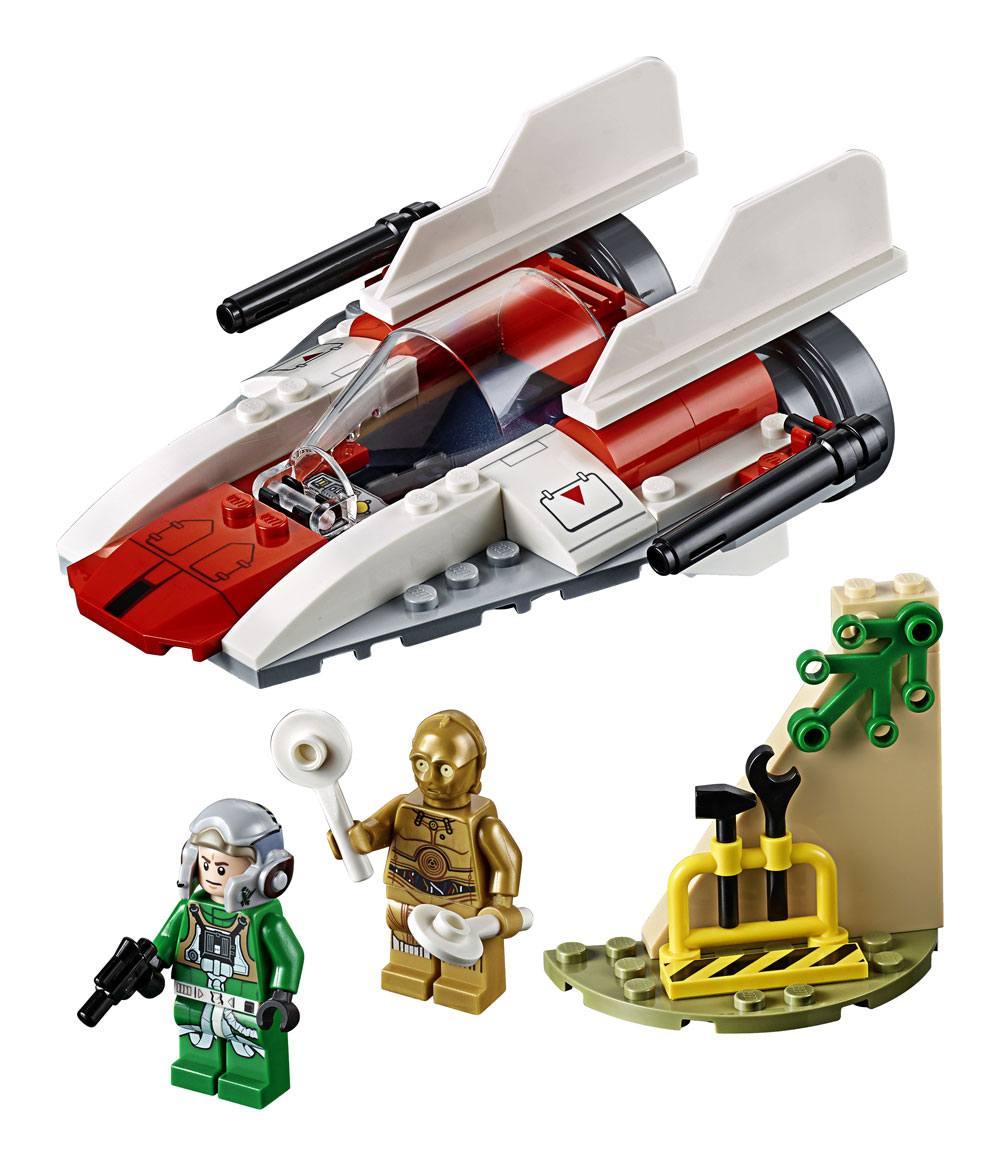 LEGO® Star Wars™ Episode IV - Rebel A-Wing Starfighter™