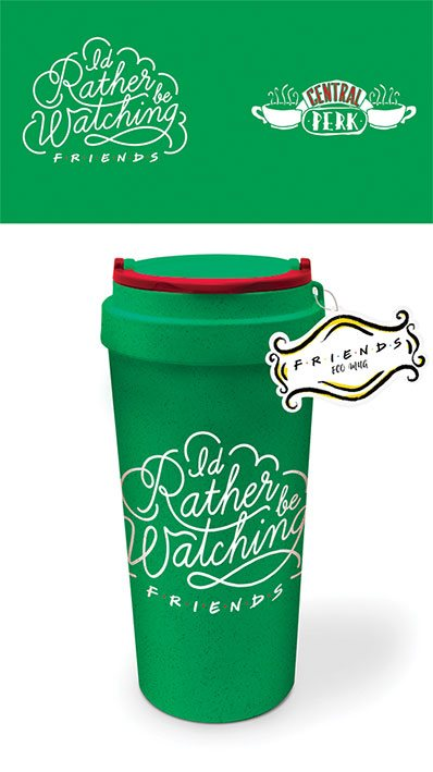 Friends Eco Travel Mug Central Perk