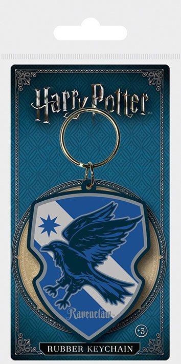 Harry Potter Rubber Keychain Ravenclaw 6 cm