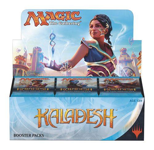 Magic the Gathering Kaladesh Booster Display (36) english