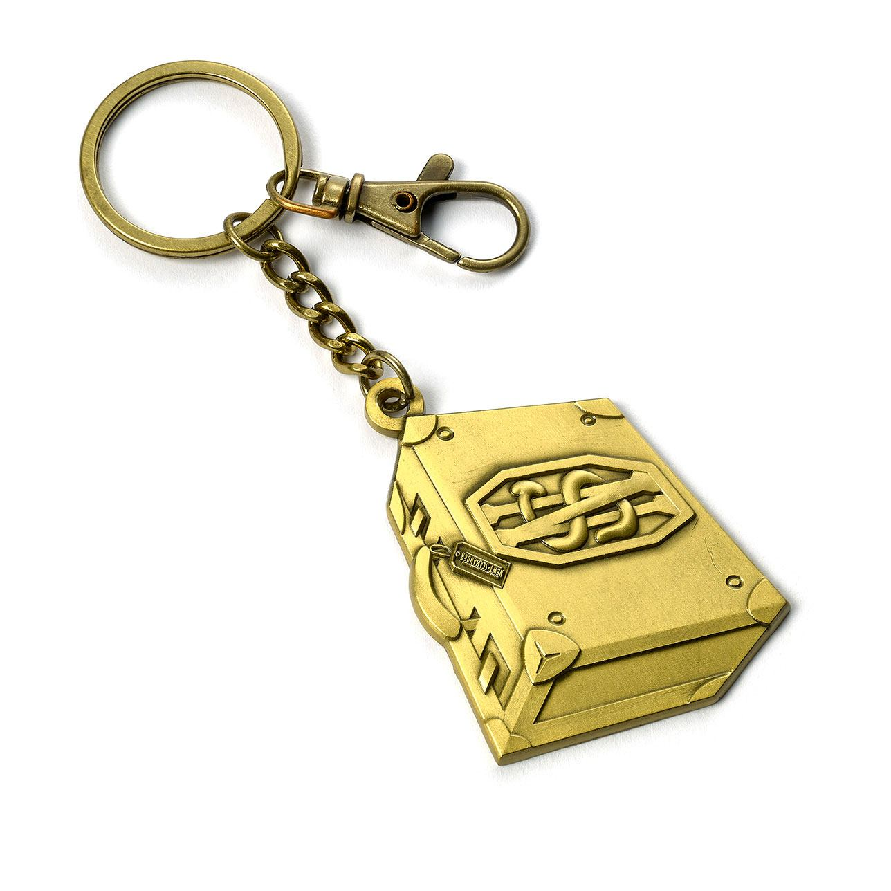 Fantastic Beasts Keychain NS Suitcase (antique brass plated)