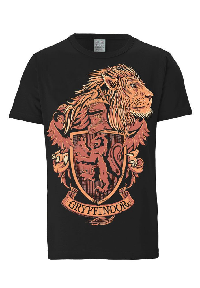 Harry Potter Easy Fit T-Shirt Gryffindor Size S