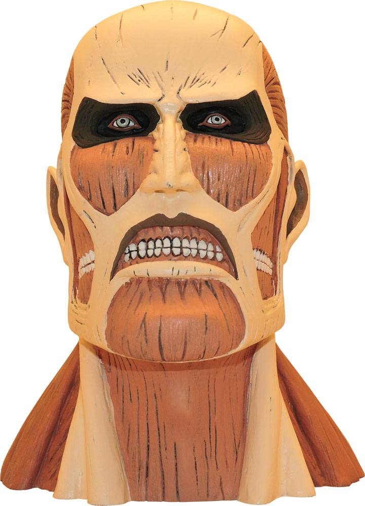 Attack on Titan Bust Colossal Titan 23 cm --- DAMAGED PACKAGING