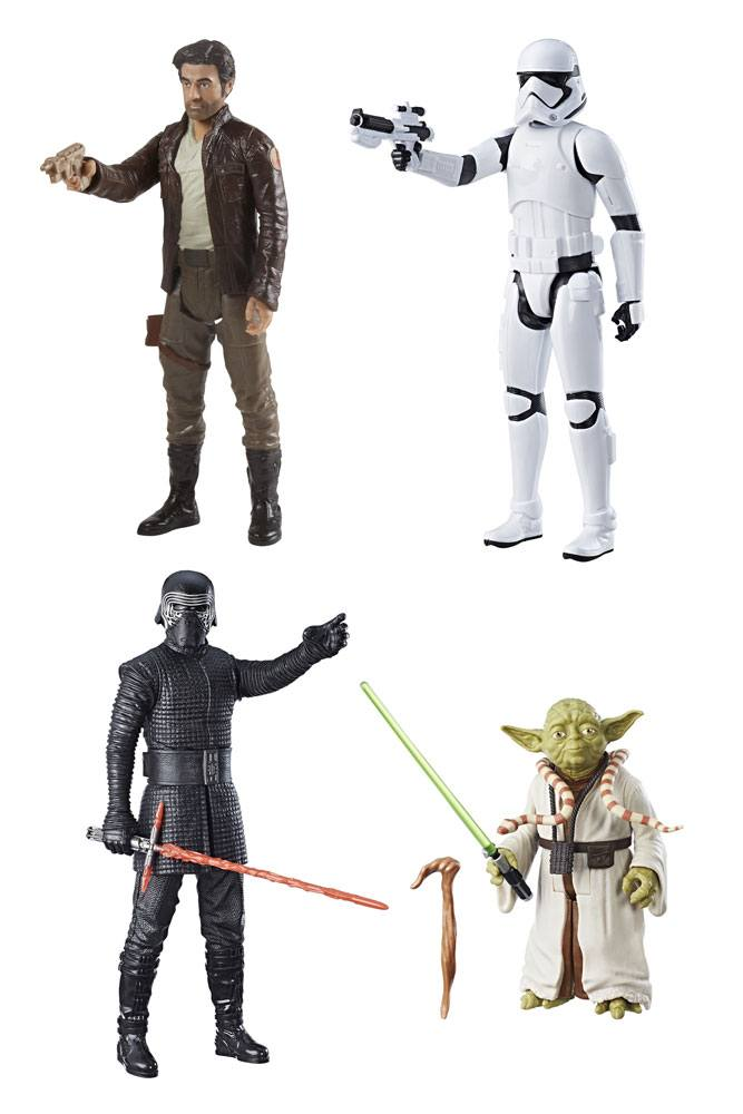 Star Wars Hero Series Action Figures 30 cm 2017 Assortment (8)