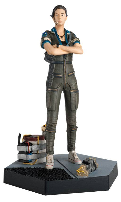 The Alien & Predator Figurine Collection Amanda Ripley (Alien Isolation) 12 cm