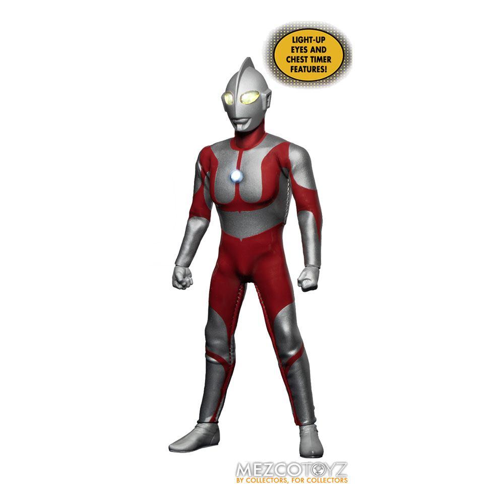 Ultraman Light-Up Action Figure 1/12 Ultraman 16 cm