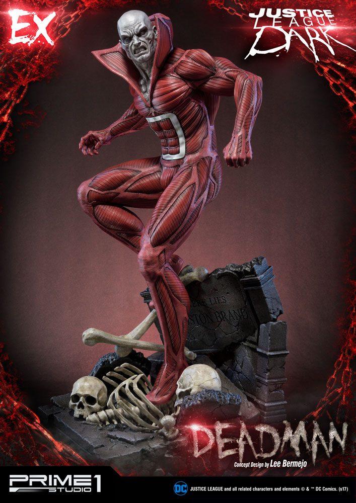 DC Comics Statues Deadman & Deadman Exclusive 80 cm Assortment (3)