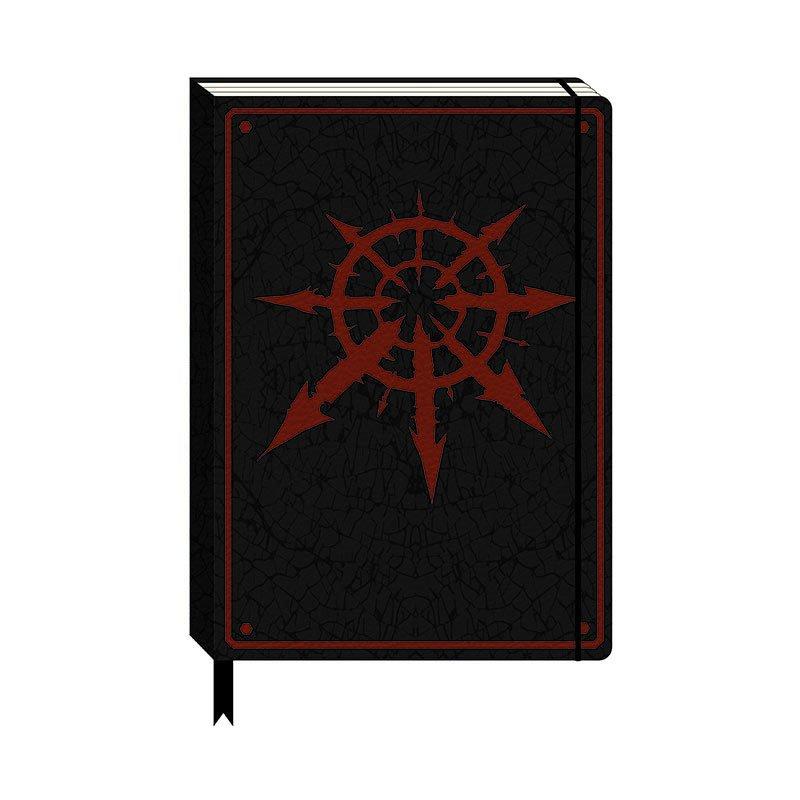 Warhammer 40k A5 Notebook Chaos
