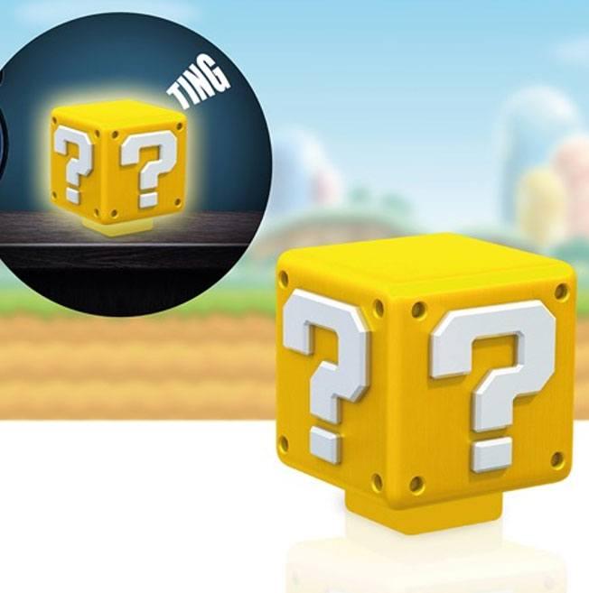 Super Mario: Mini Question Block Light