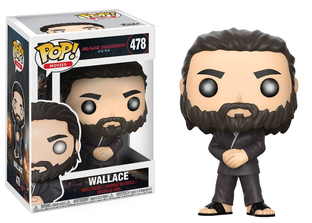 Blade Runner 2049 POP! Movies Vinyl Figure Wallace 9 cm
