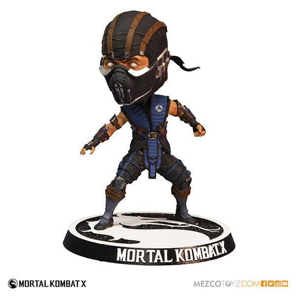 Mortal Kombat X Bobble-Head Subzero 15 cm