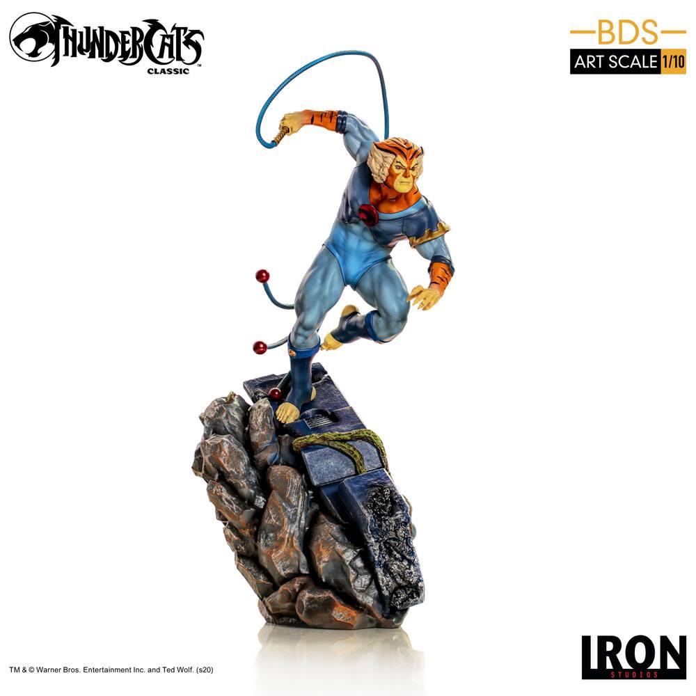 Thundercats BDS Art Scale Statue 1/10 Tygra 30 cm