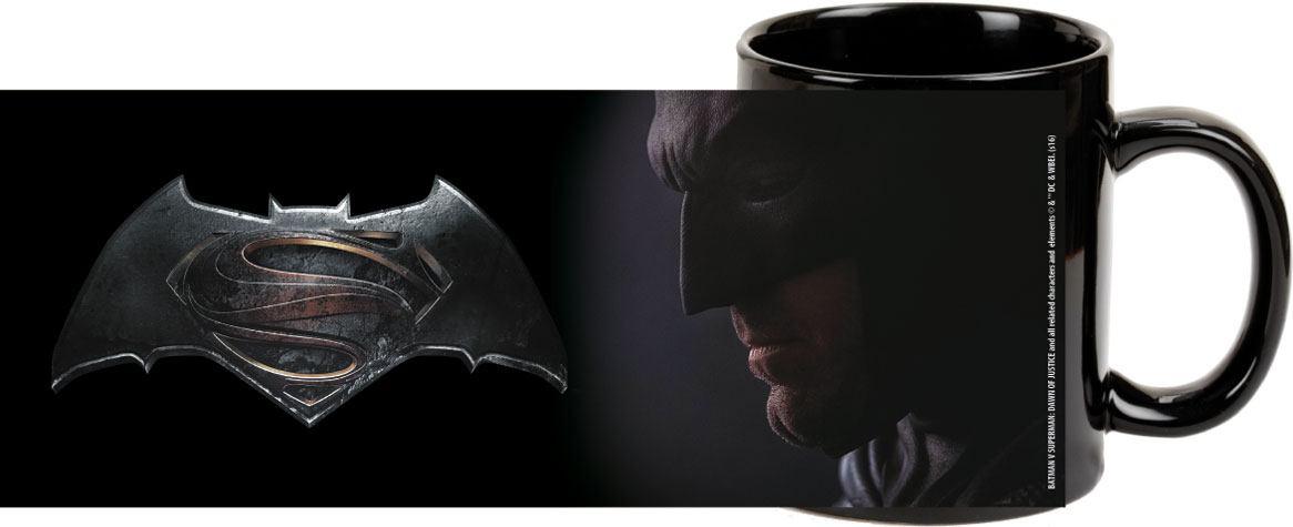 Batman v Superman Mug Logo
