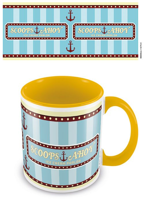 Stranger Things Coloured Inner Mug Scoops Ahoy