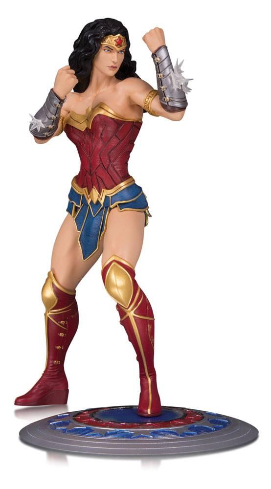 DC Core PVC Statue Wonder Woman 22 cm