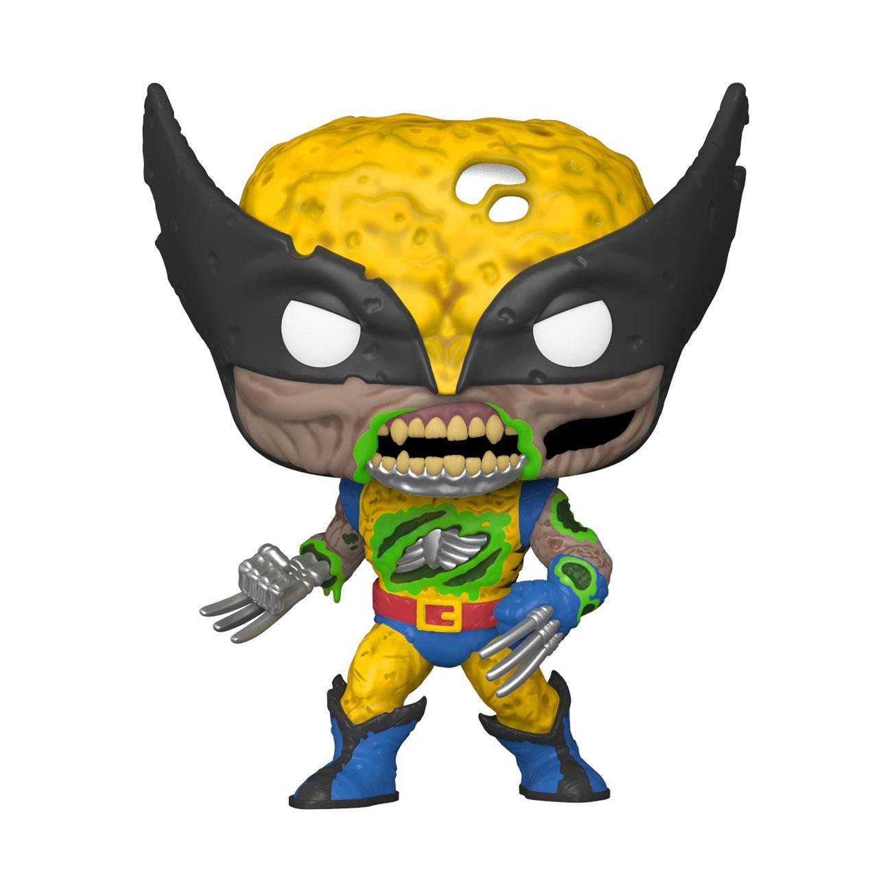 Marvel POP! Vinyl Figure Zombie Wolverine 9 cm