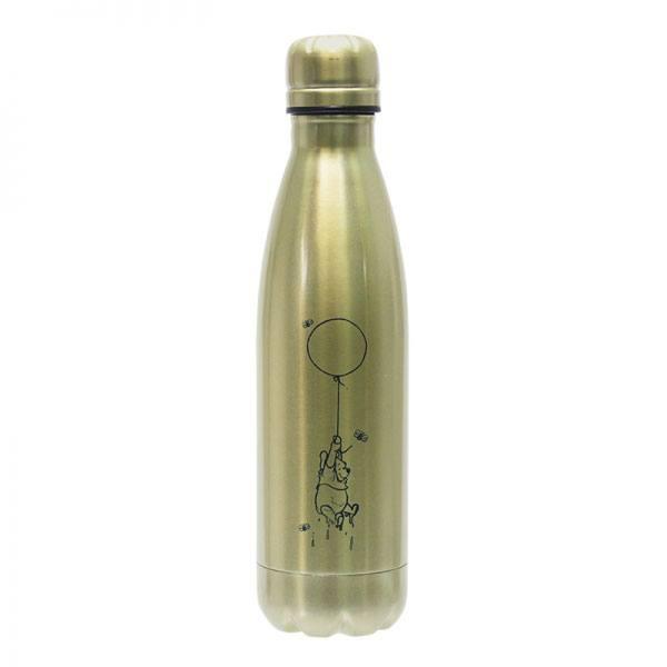 Winnie the Pooh Water Bottle Let the Adventures begin