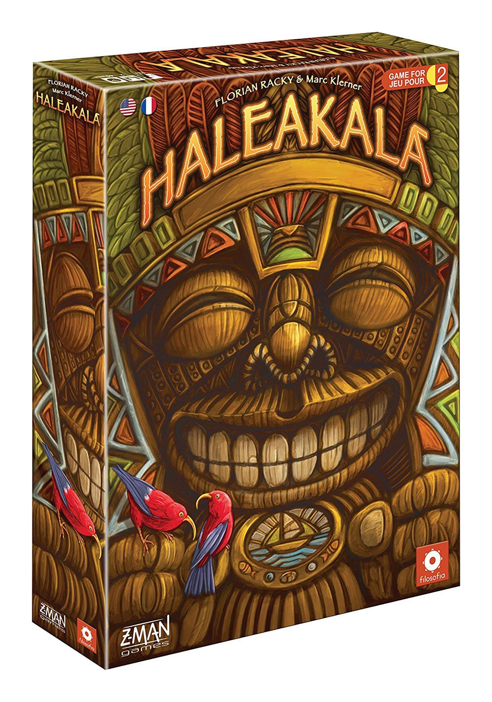 Haleakala Board Game *English Version*