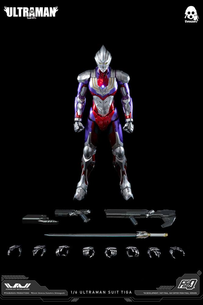 Ultraman FigZero Action Figure 1/6 Ultraman Suit Tiga 32 cm