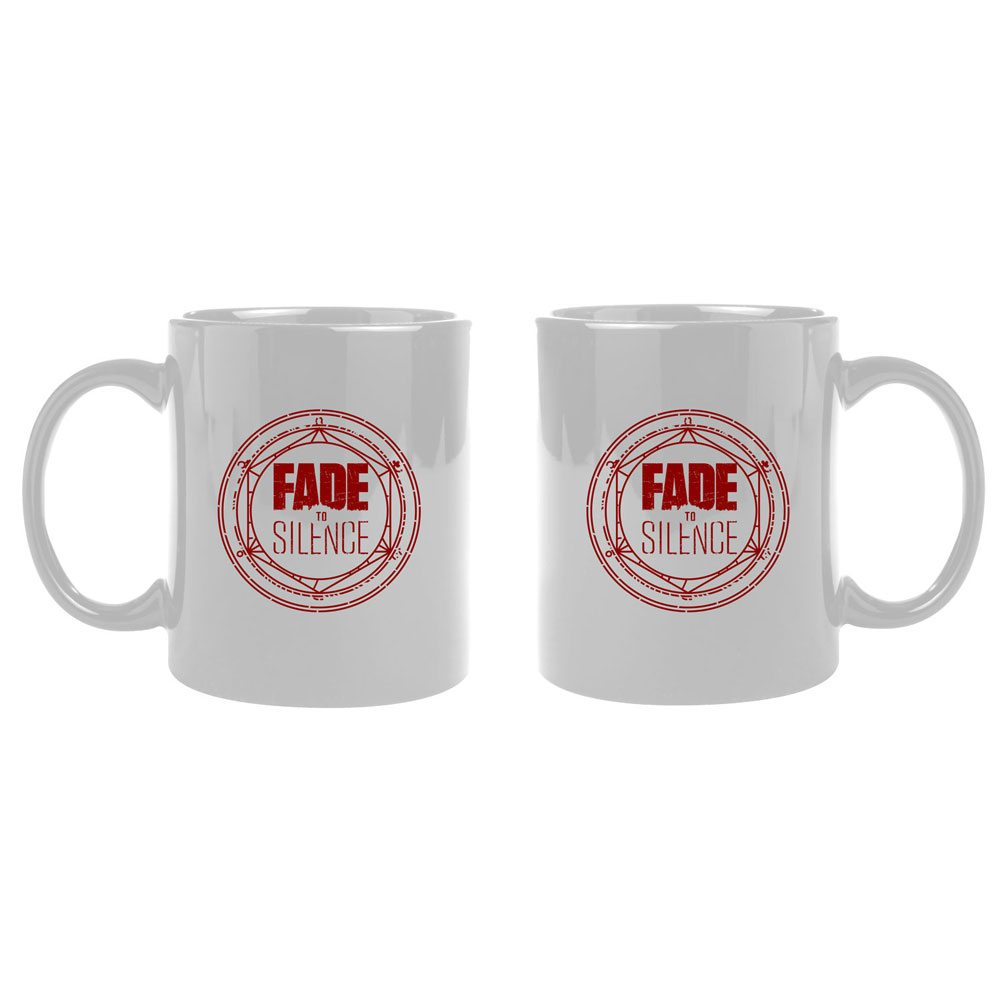 Fade to Silence Mug Logo