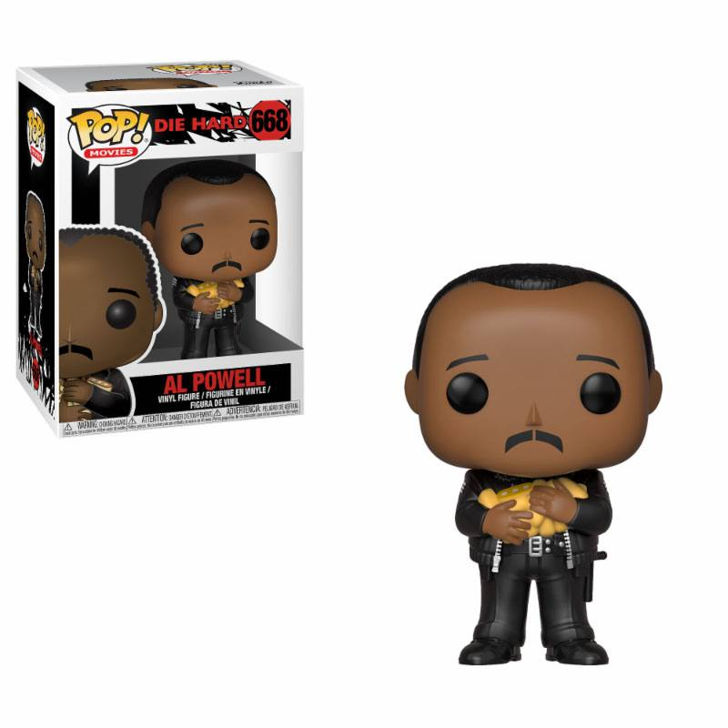 Die Hard POP! Movies Vinyl Figure Al Powell 9 cm