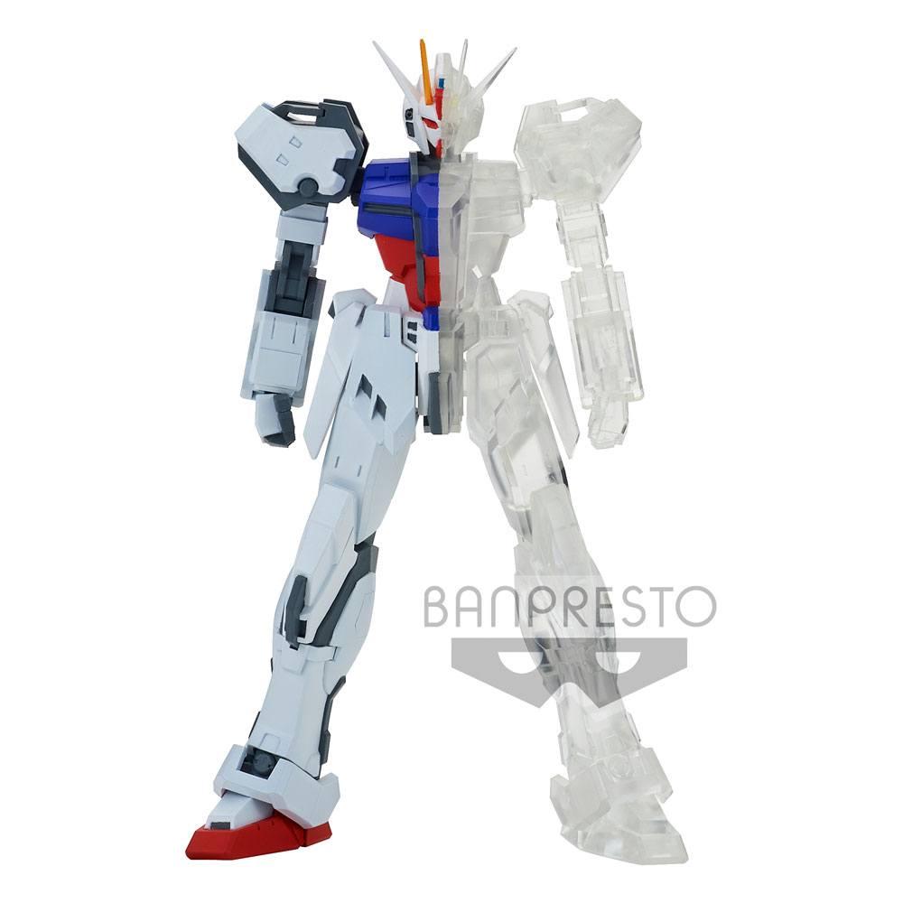 Mobile Suit Gundam Seed Internal Structure Statue GAT-X105 Strike Gundam Ver. A 14 cm