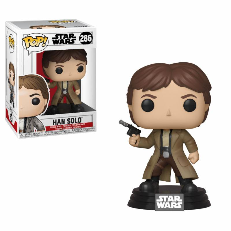 Star Wars POP! Movies Vinyl Figure Endor Han 9 cm