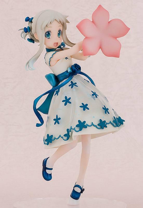Ano Hi Mita Hana no Namae o Bokutachi wa Mada Shiranai PVC Statue 1/8 Dress-up Chibi Menma 18 cm