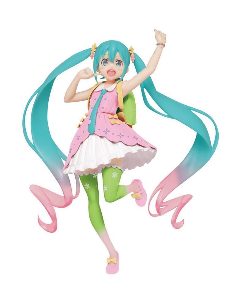 Vocaloid PVC Statue Hatsune Miku Original Spring Ver. 18 cm