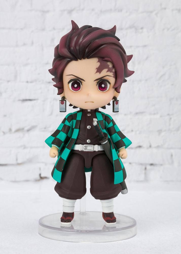Demon Slayer: Kimetsu no Yaiba Figuarts mini Action Figure Kamado Tanjiro 9 cm