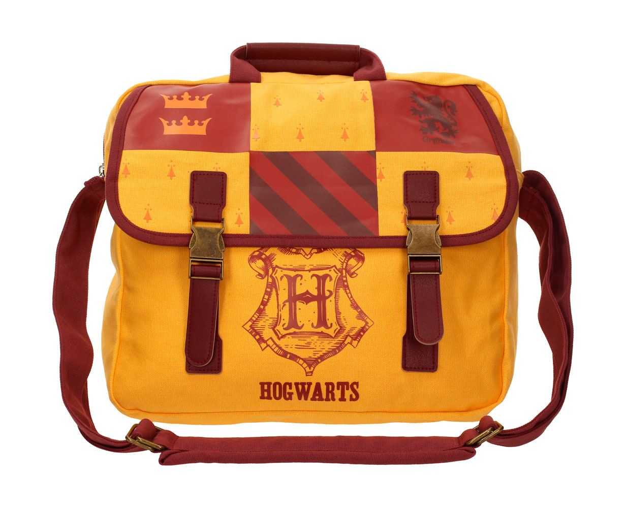 Harry Potter Canvas Bag Gryffindor