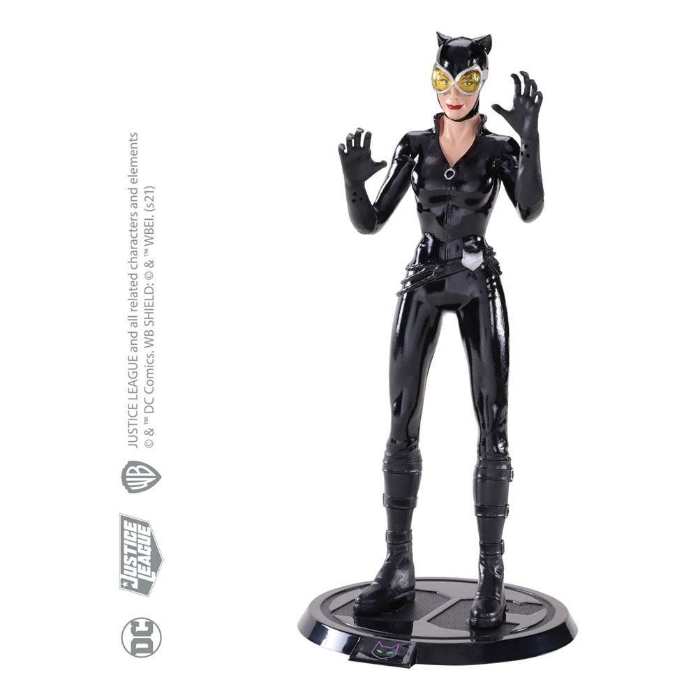 DC Comics Bendyfigs Bendable Figure Catwoman 19 cm