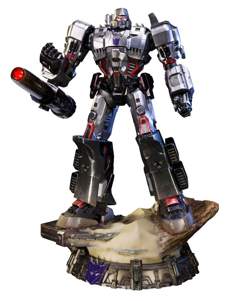 Transformers Generation 1 Statue Megatron 59 cm --- DAMAGED PACKAGING