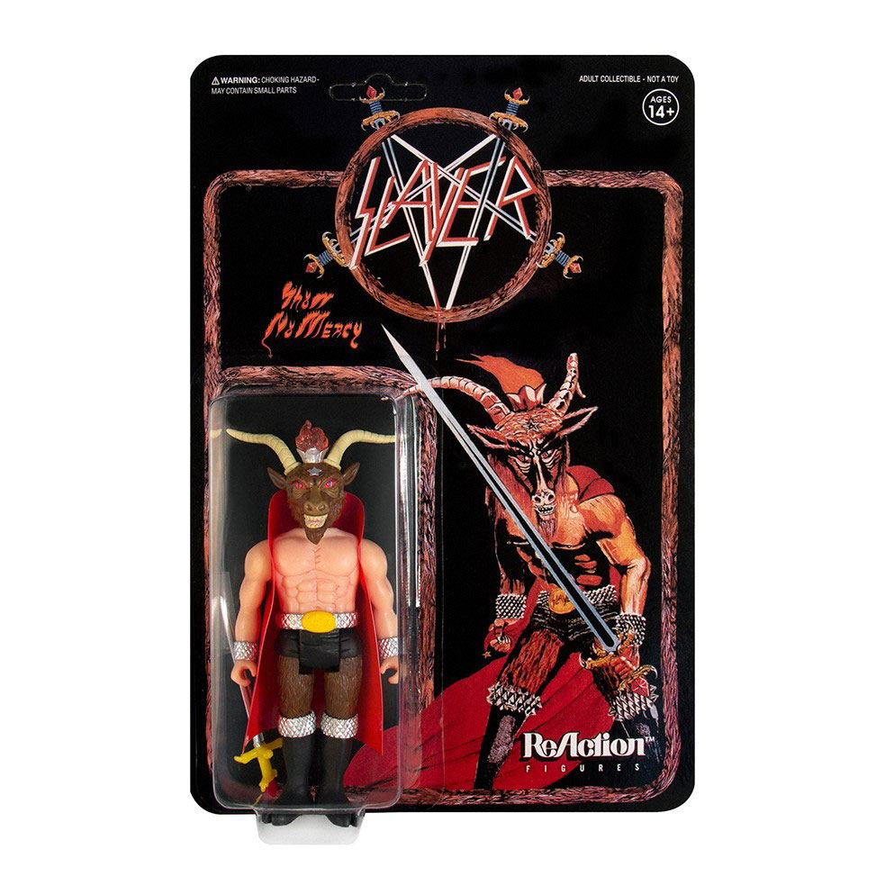 Slayer ReAction Action Figure Minotaur 10 cm