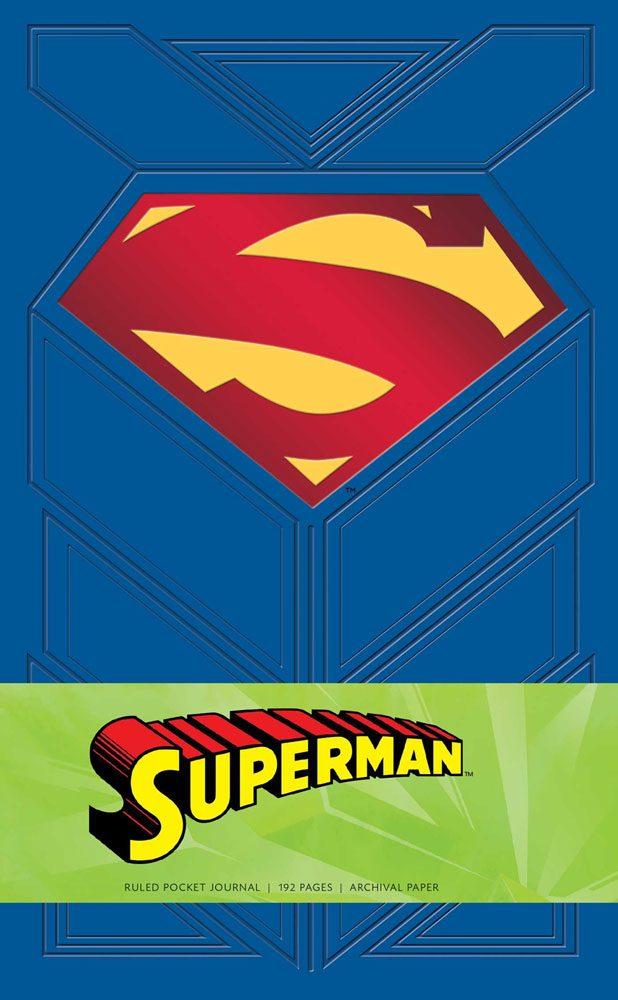 DC Comics Pocket Journal Superman