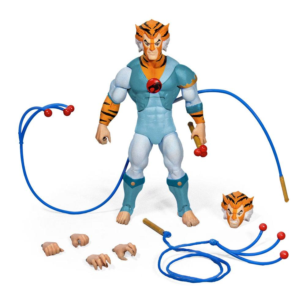 Thundercats Ultimates Action Figure Wave 2 Tygra The Scientist Warrior 18 cm