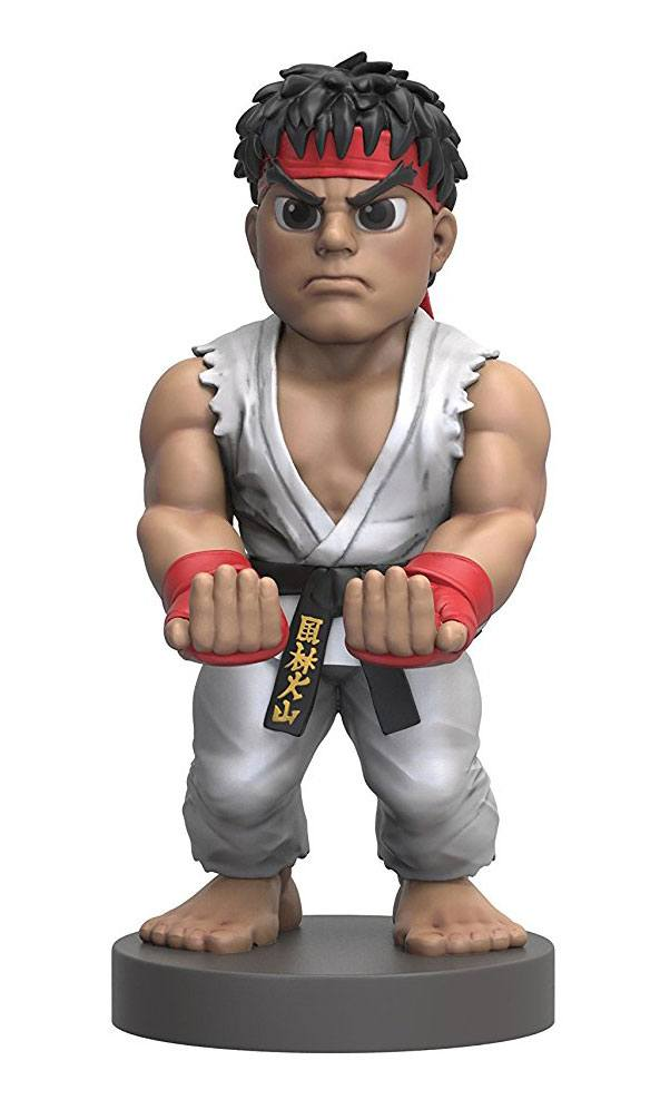 Street Fighter Cable Guy Ryu 20 cm
