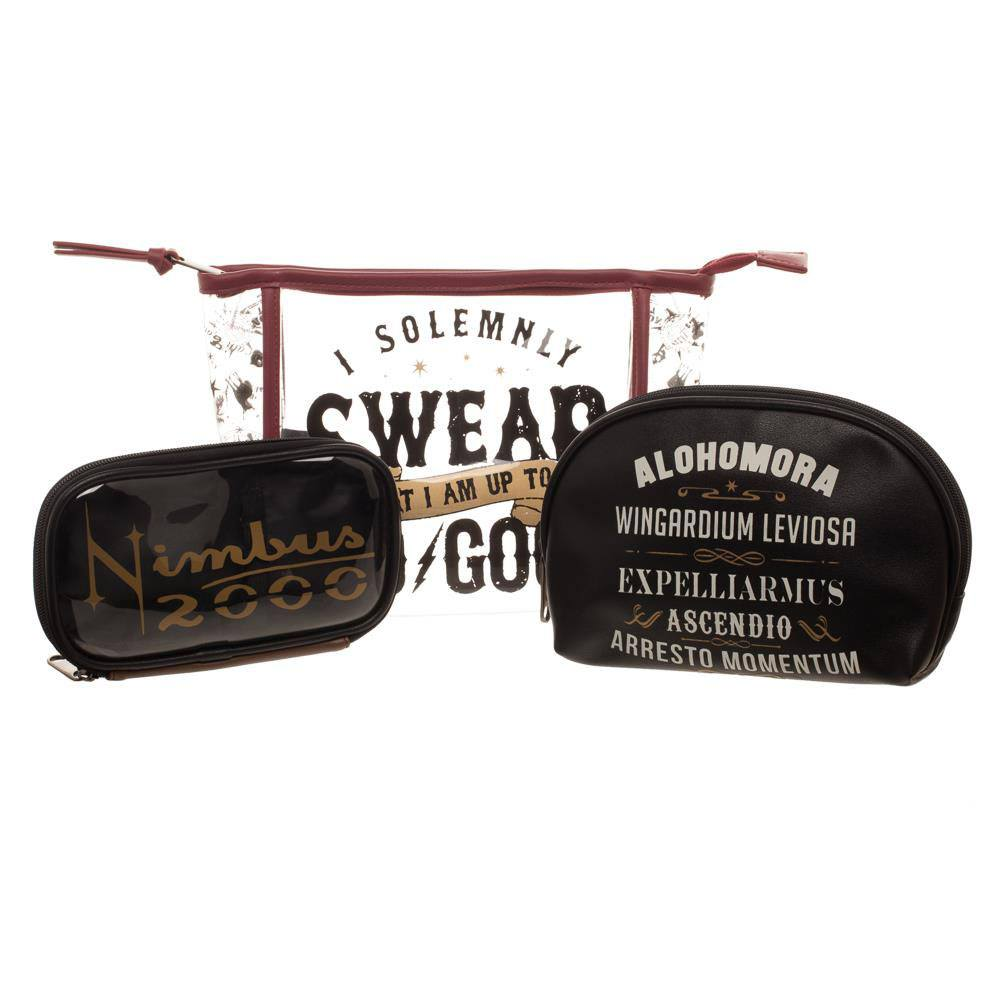 Harry Potter Travel Set Solemnly Swear Nimbus