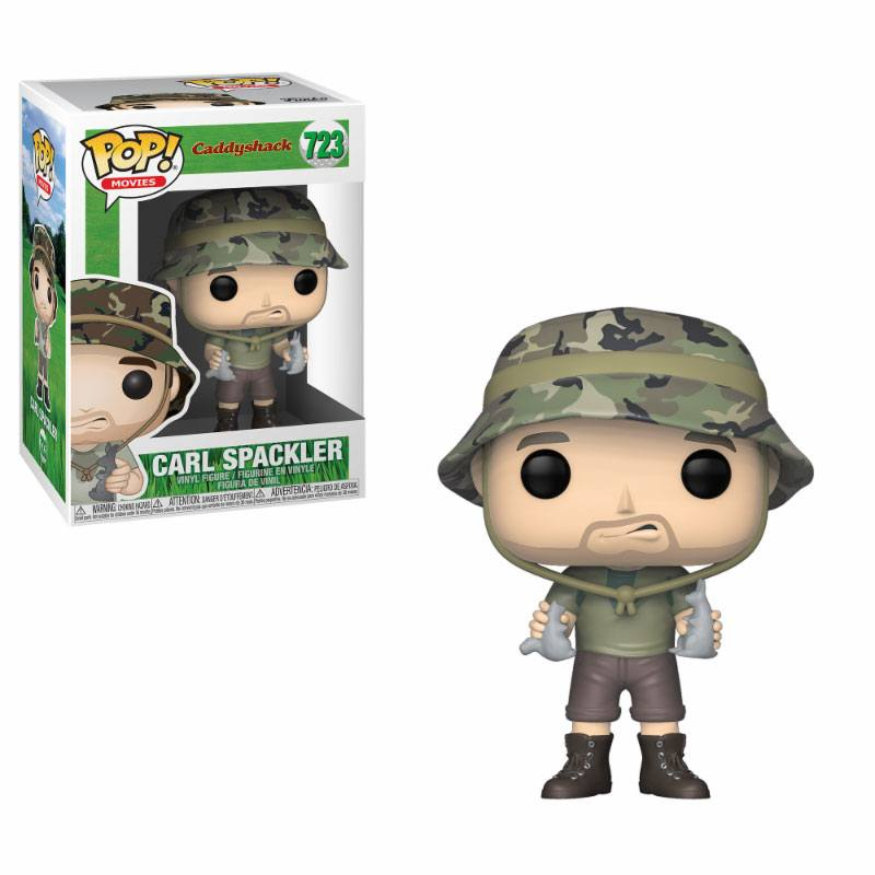 Caddyshack POP! Movies Vinyl Figure Carl 9 cm