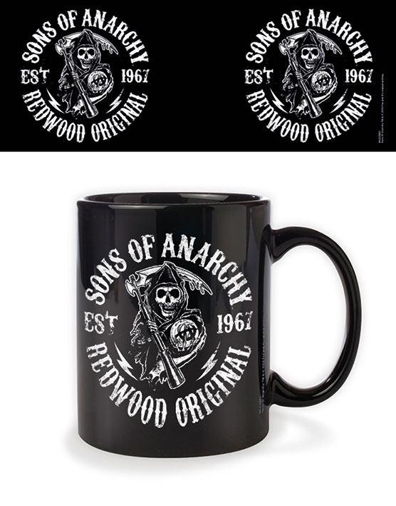 Sons of Anarchy Mug Redwood Original