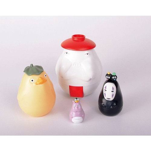 Spirited Away Russian Dolls 6-pieces