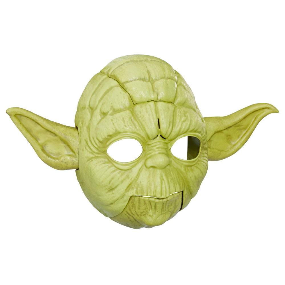 Star Wars Episode V Electronic Mask Yoda