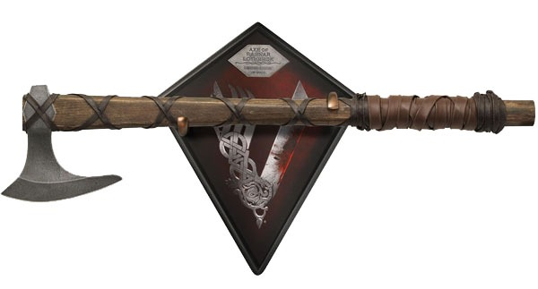Vikings Replica 1/1 Axe of Ragnar Lothbrok Limited Edition 65 cm