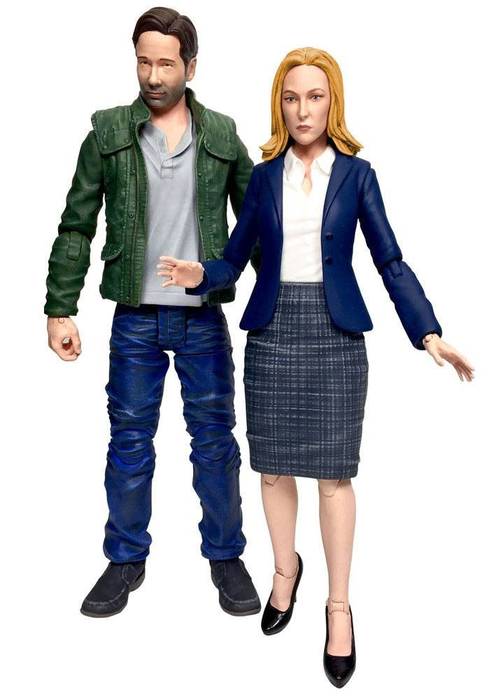 The X-Files 2016 Select Action Figures 18 cm Assortment (6)