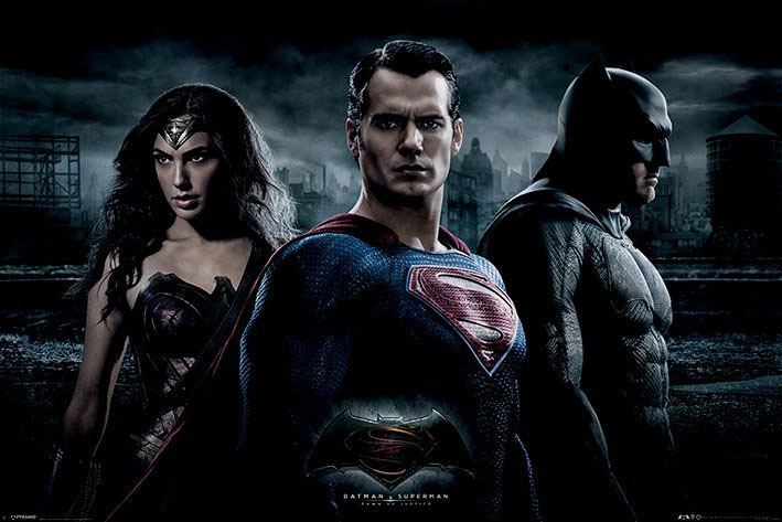 Batman v Superman Poster Pack Trio 61 x 91 cm (5)