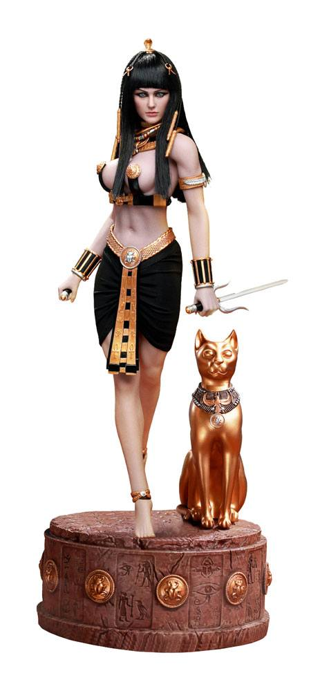 ARH ComiX Action Figure 1/6 Anck Su Namun - Princess of Egypt 29 cm