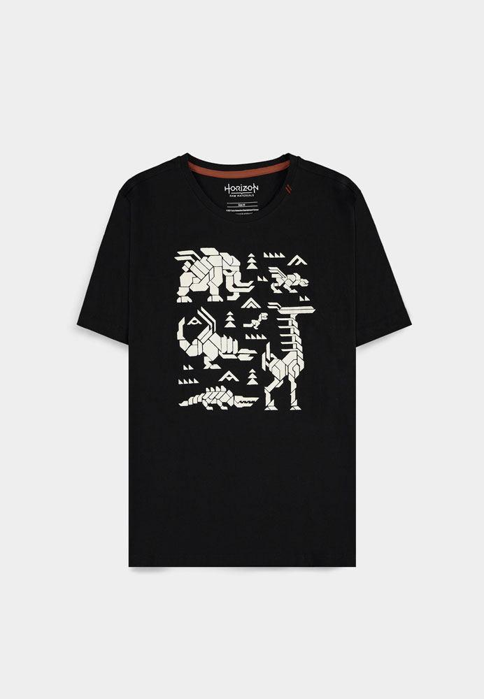 Horizon Forbidden West T-Shirt Graphics Size L