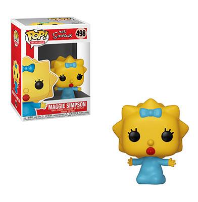 Simpsons POP! TV Vinyl Figure Maggie 9 cm